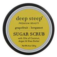 Sugar Scrub, Grapefruit - Bergamot, 8 oz (226 g)
