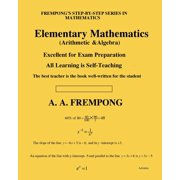 Elementary Mathematics : (arithmetic, Algebra & Geometry)