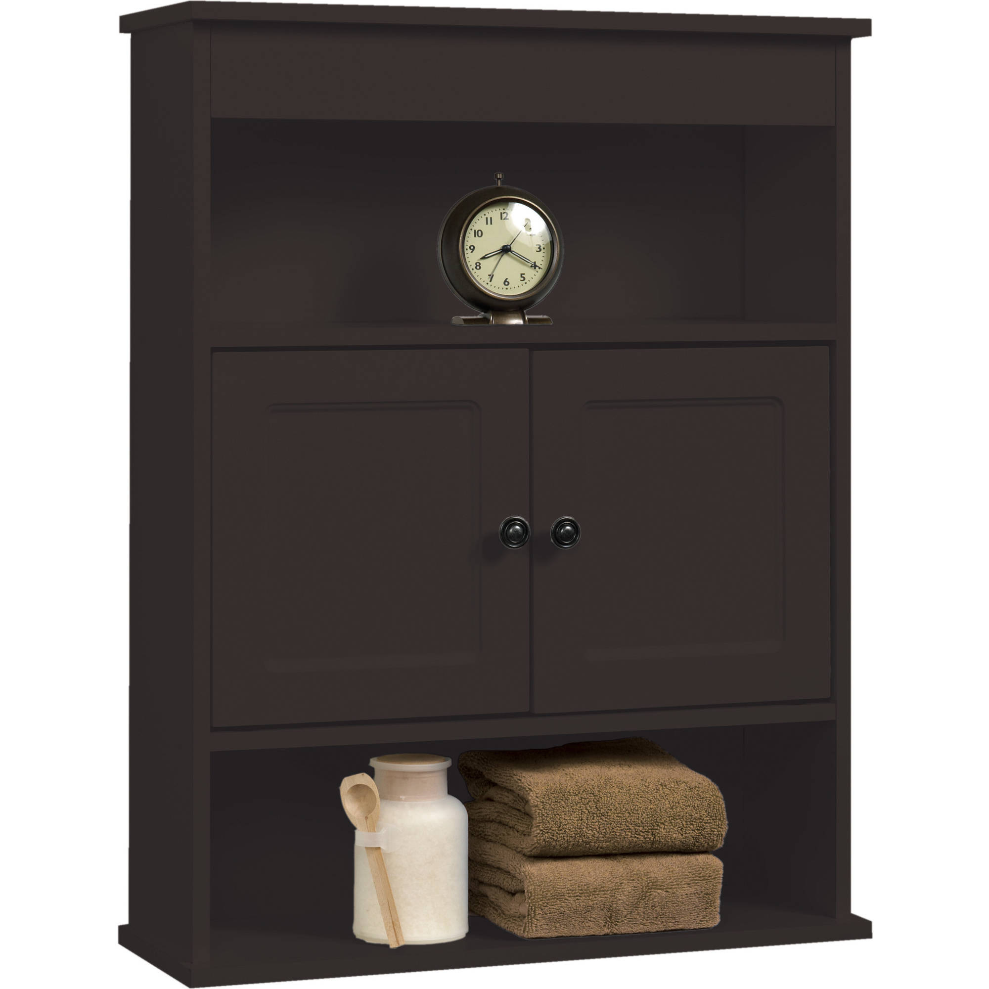 bathroom wall cabinets espresso product features 17101