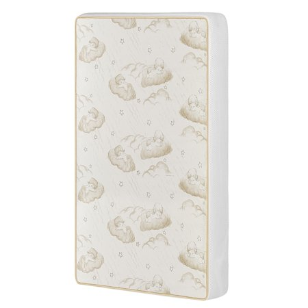 Dream On Me 2-In-1 Breathable Two-Sided Mini/Portable Crib coil (Heaven Sent Breathable Crib Mattress By Secure Beginnings)