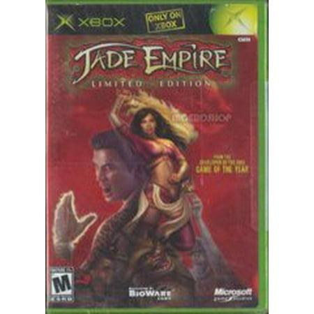 Jade Empire Limited Edition - Xbox (Refurbished)