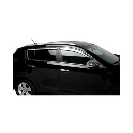 Putco 480004 Window Visor For Kia Sportage 96433a7f6fc