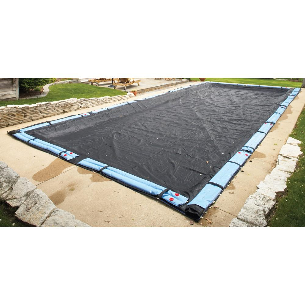 BlueWave WC654 In-Ground 8 Year Mesh Winter Cover For 14' x 28' Rect Pool