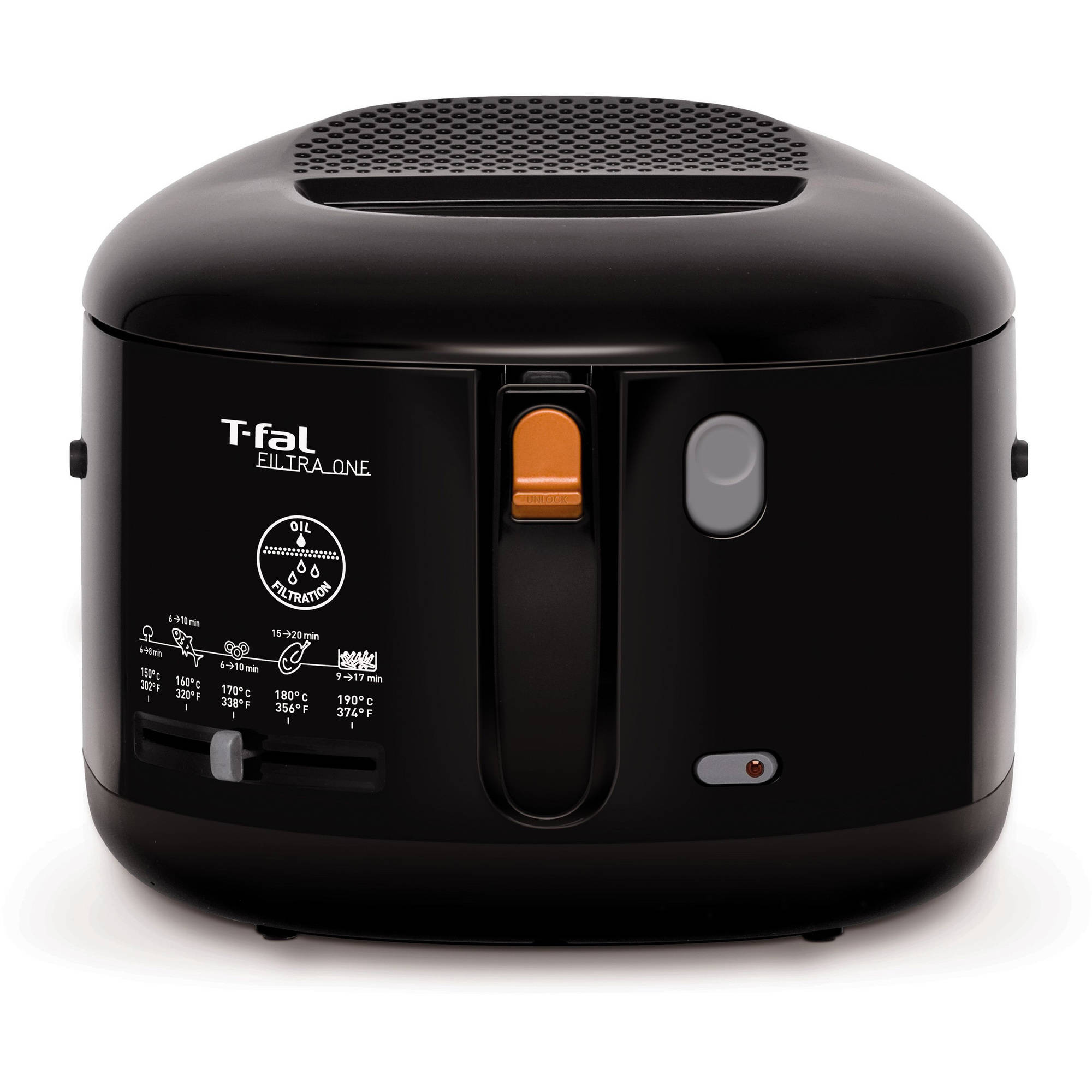 tfal filtra one 21l cool touch deep fryer