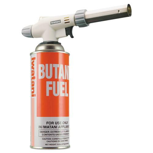 Iwatani Butane Fuel Can 7-4/5oz 12/Carton - IWIBU6