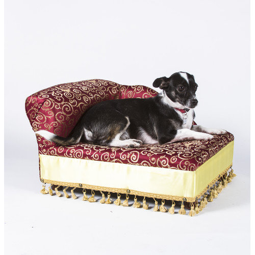Keet Mini Dog Chaise Elegant