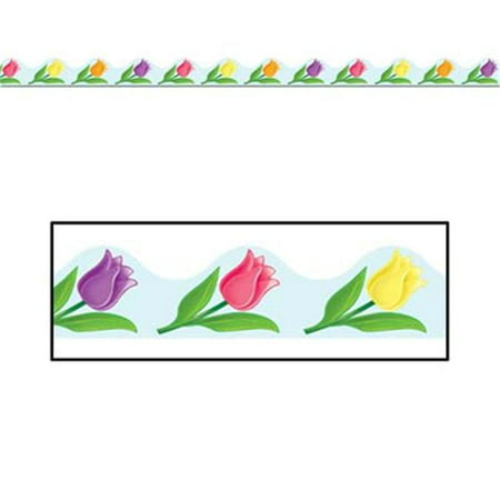 Spring Border Trim (Pack of 12)
