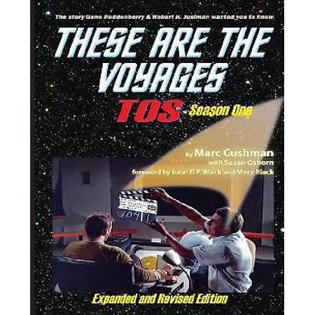These Are The Voyages  Tos  Season One