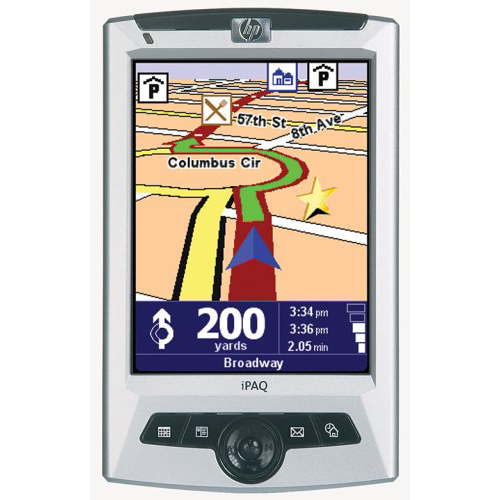 TomTom Navigator 5 Bluetooth Wireless GPS Receiver by TomTom