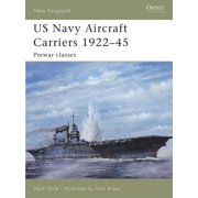US Navy Aircraft Carriers 192245 - eBook