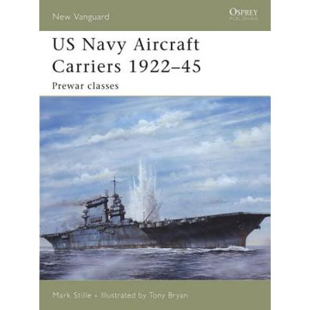 US Navy Aircraft Carriers 1922–45 - eBook