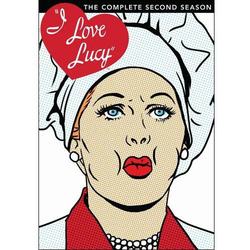 I Love Lucy: The Complete Second Season