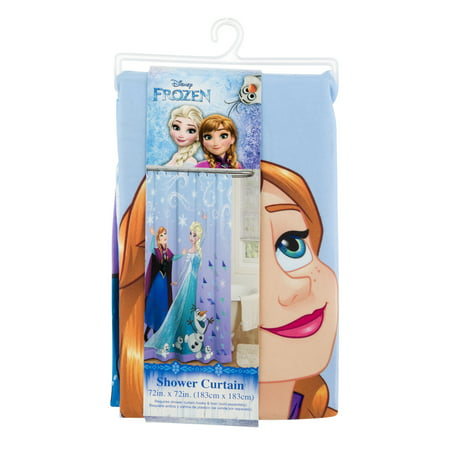 Disney Frozen Shower Curtain, 1 Each