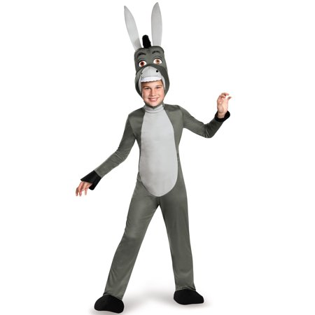 Donkey Deluxe Child Costume](Donkey Costumes For Kids)