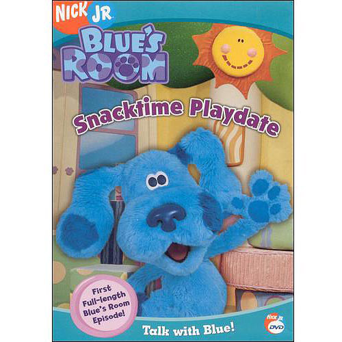 Blue's Clues Blue's Room Snacktime Playdate by PARAMOUNT HOME VIDEO