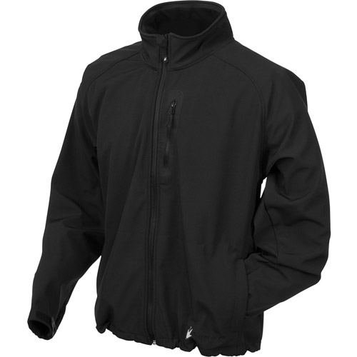 Frogg Toggs Men's Exsul Toadz Jacket, Black by Frogg Toggs