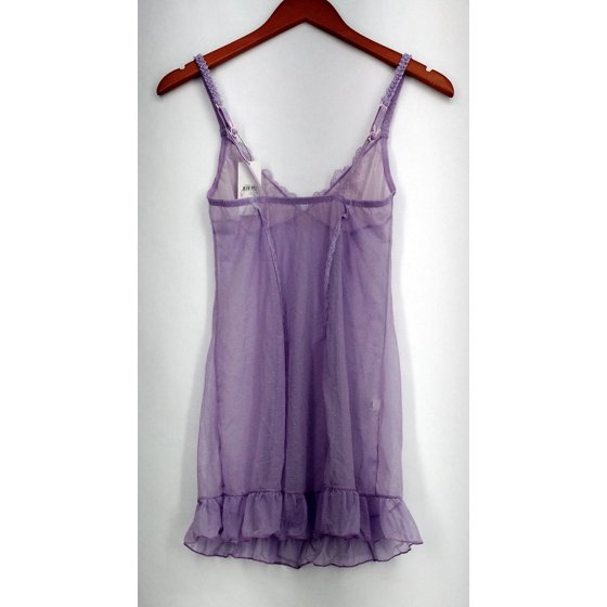 1308f57252bd Playboy Intimates - Playboy Intimates Size Gowns M Lace Details ...