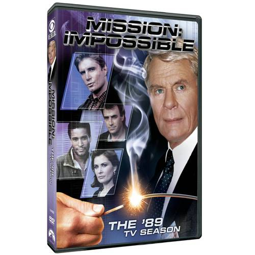 Mission: Impossible - The '89 TV Season (Full Frame)