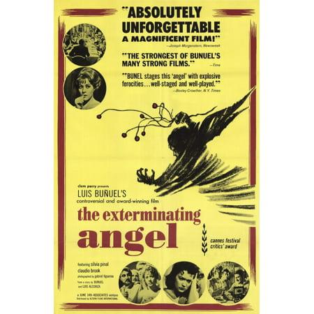 The Exterminating Angel (1962) 11x17 Movie