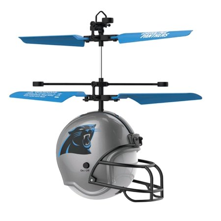 NFL Remote Control Helment Flyer - Carolina Panthers