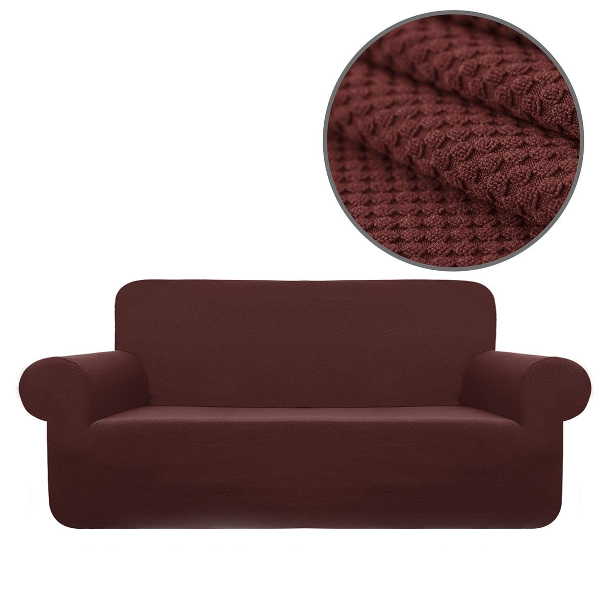 Stretch 4 Piece Sofa Furniture Cover Slipcover 4 Seater ...