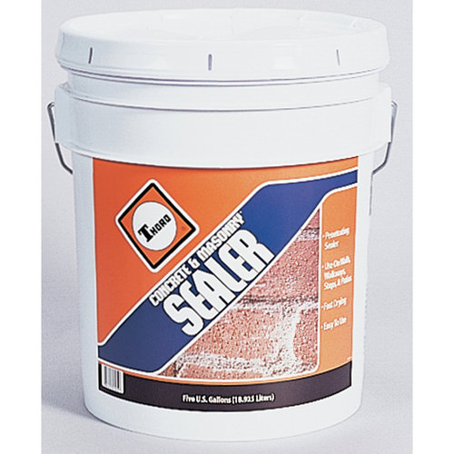 Thoro 5 Gallon Concrete & Masonry Sealer  T1956