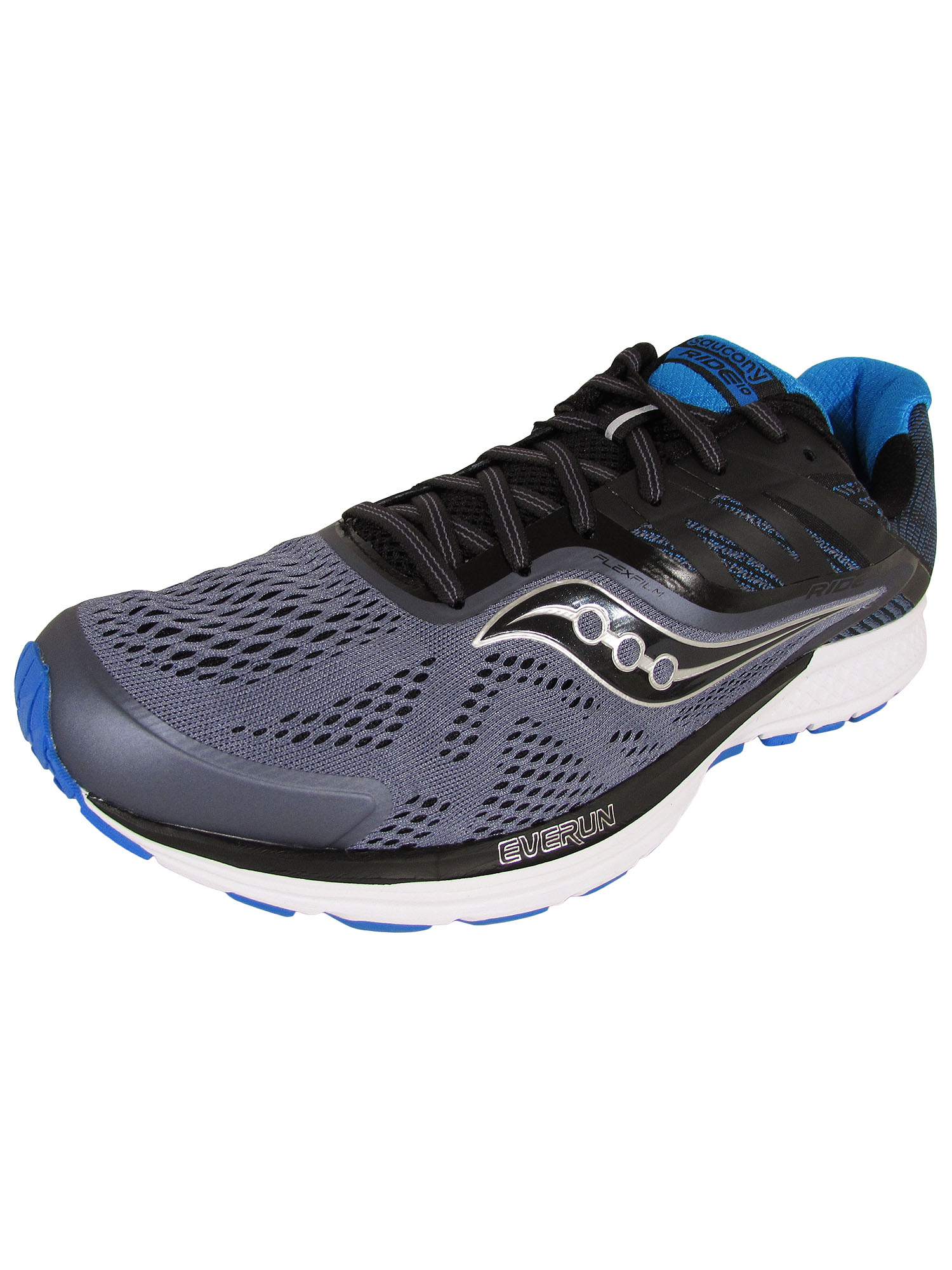 Saucony Mens Ride 10 Running Sneaker Shoes