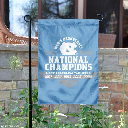 North Carolina College Basketball - North Carolina Tar Heels 6X National Basketball Champions 13