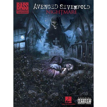 Hal Leonard Avenged Sevenfold - Nightmare Bass Tab