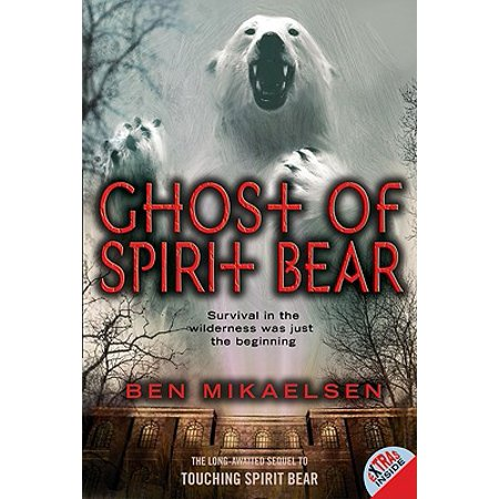 Ghost of Spirit Bear - Ghost Writing Book Spirit Halloween