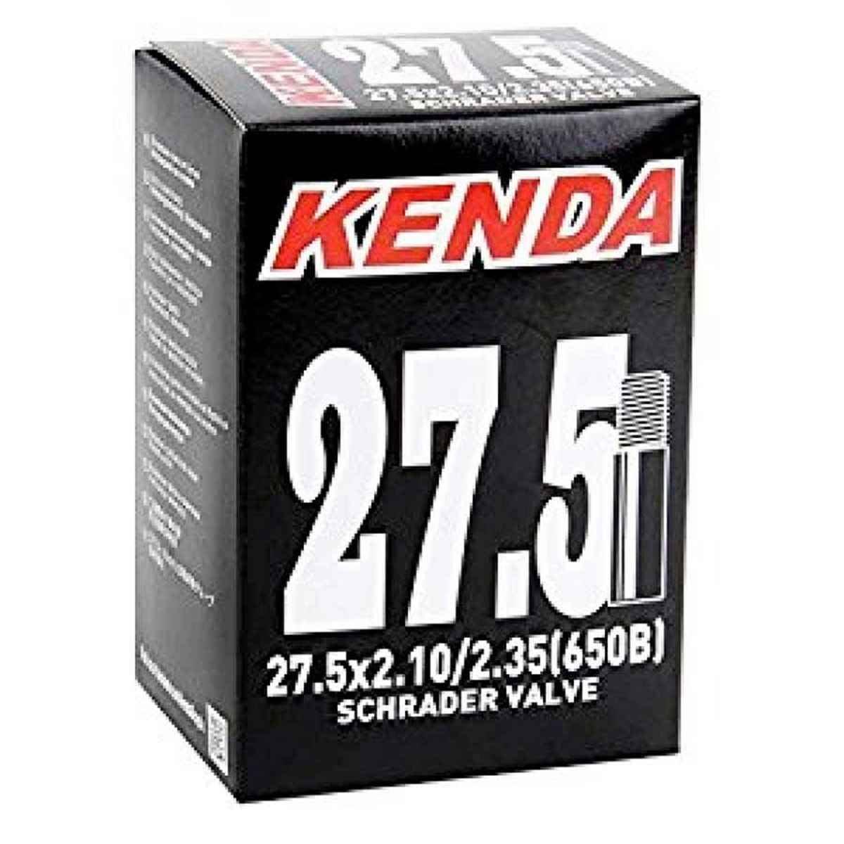 Kenda, Schrader, Tube, Schrader, Length: 48mm, 700C, 30-43C - 12700012