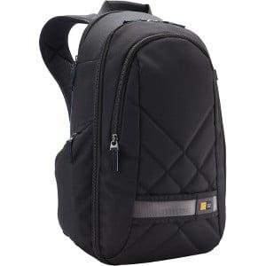 Case Logic CPL108BLACK Backpack for Camera iPad Tablet - Black