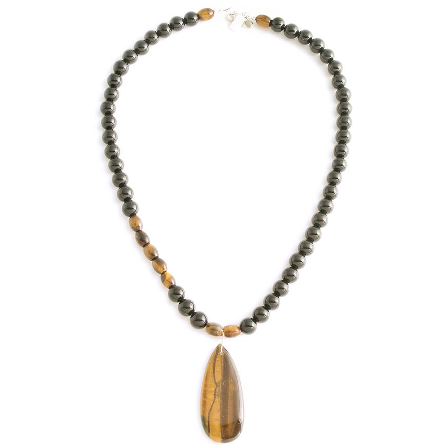 Queen of the Jungle Necklace by Women's Bean Project
