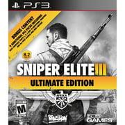 Sniper Elite III Ultimate Edition (PS3)
