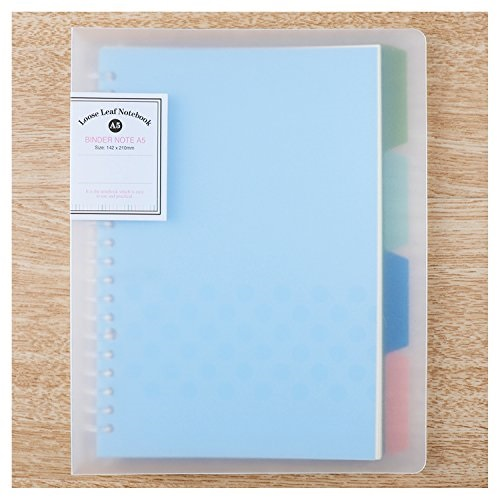 picture relating to A5 Planner Binder named a5 binder higher education dominated notebooks, ahgxg refillable magazine