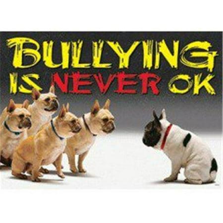 Bullying Is Never Ok Argus Large- Poster
