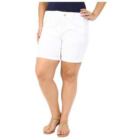 d050e4a6356 JAG Jeans - JAG Jeans NEW White Women s Size 16W Plus Somerset Chino ...