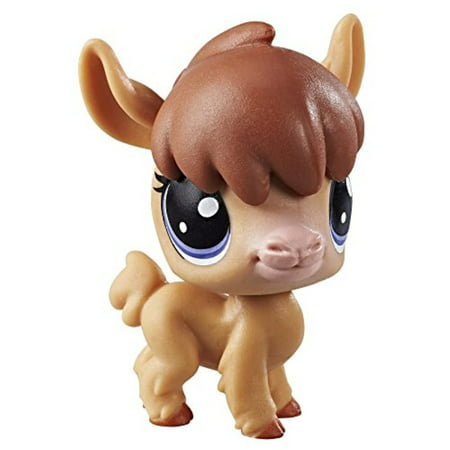 Littlest Pet Shop Single Pet (Alpaca) - Lps Dog