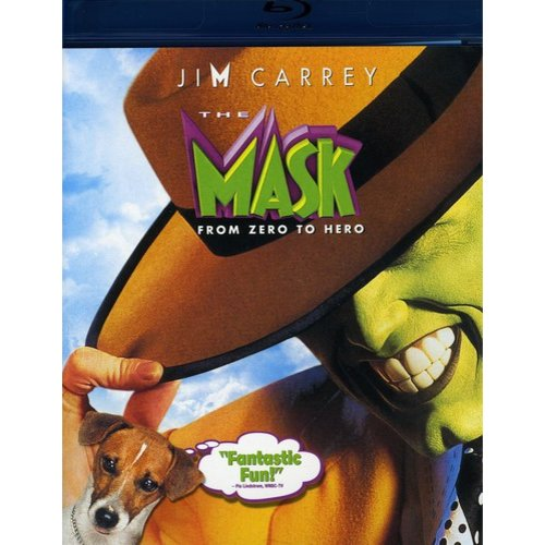 The Mask (Blu-ray) (Platinum Collection) (Widescreen)