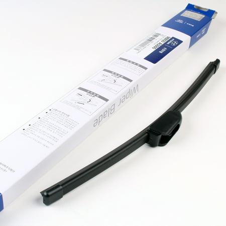 2000 Hyundai Elantra (Genuine OEM Hyundai Rear Window Wiper Blade for 2013-17 Elantra GT 98850-A5000 )