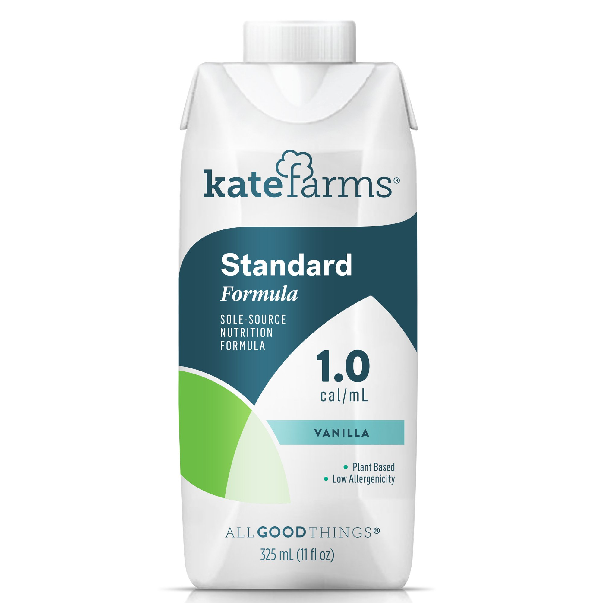 Kate Farms Standard 1 0 Oral Tube Feeding Formula 11 Oz Carton Walmart Com Walmart Com