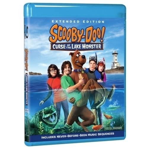 Scooby Doo!: Curse Of The Lake Monster (Extended Edition) (Blu-ray) (Widescreen)