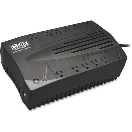 Tripp Lite UPS 750VA 450W Desktop Battery Back Up AVR Compact 120V USB RJ11