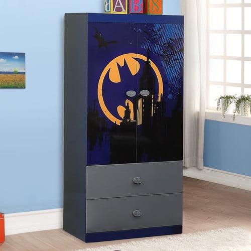 O'Kids Inc. Batman Armoire