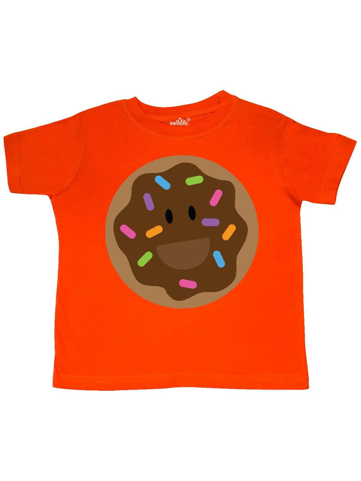 Chocolate Doughnut Toddler T-Shirt