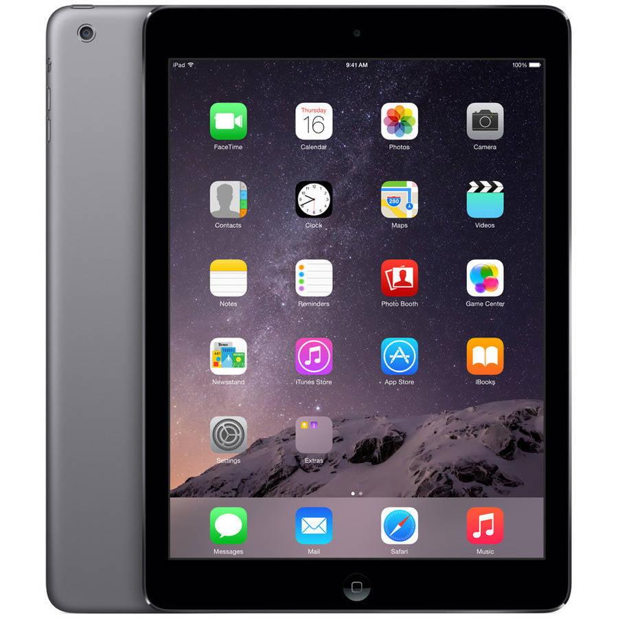 Apple iPad Air 32GB Wi-Fi Space Gray Refurbished