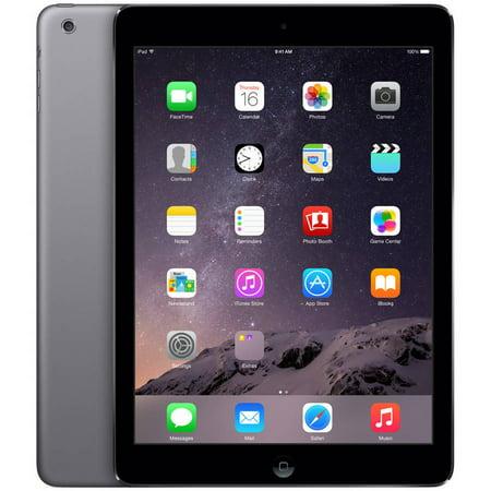 Apple Ipad Air 32Gb Wi Fi Space Gray Refurbished