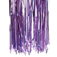 AkoaDa 3M Foil Fringe Tinsel Shimmer Curtain Door Wedding Birthday Party Decorations US