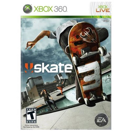 Skate 3 (Xbox 360) - Pre-Owned Electronic Arts (Dlc Skate 3)