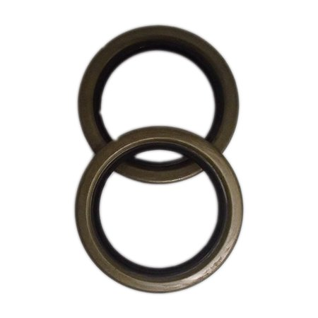 8N4251B Pair of Outer Rear Axle Shaft Oil Seals For Ford Tractor 8N